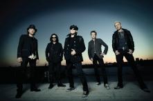 Последнее шоу Scorpions под открытым небом