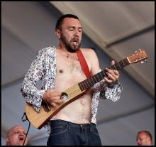Ленинград выступили на Sziget-2012