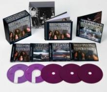 Deep Purple выпустят юбилейный бокс-сет