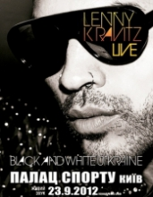 Концерт Ленни Кравица (Lenny Kravitz) переносится на 2013 год