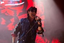 Фотогалерея харьковского концерта Scorpions