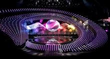 Сцена «Евровидения 2015» сделана в виде глаза