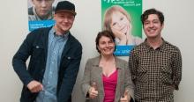 Бумбокс и Pianoбой поддержали кампанию Unicef «Imagine»