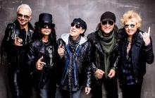 Группа Scorpions отказалась выступить в Крыму