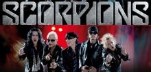 Scorpions відвідають Україну з фінальним шоу