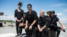 """Украинская группа Mozgi представила поклонникам свою новую видеоработу на песню """"Любовь""""."""