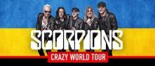 """До концерта величайших артистов хард-рока, группы """"Scorpions"""" осталось 2 дня!"""