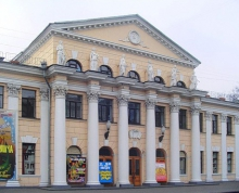 [Днепр] Интернет-Билет начал продажу билетов на репертуарные спектакли в Театре Драмы и Комедии!