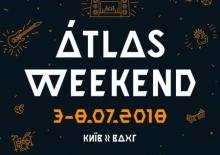 Atlas Weekend 2018. Определился список хедлайнеров.