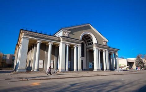 Афиша театра им тараса шевченко в кривом роге забронировать билеты в галерею кино