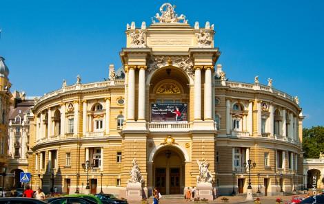 Оперный театр Одессы